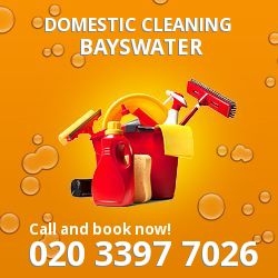 W2 clean house Bayswater