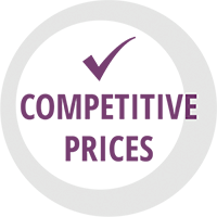 services at competitive prices