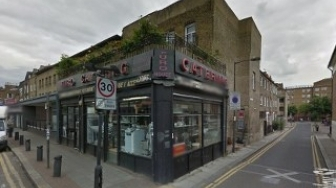 Hackney oven cleaners E5