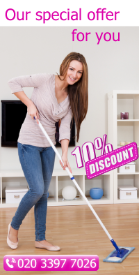 Get 10% Off All Cleaning Services if You Call Today