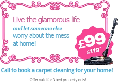 Special Offers for Home Cleaning