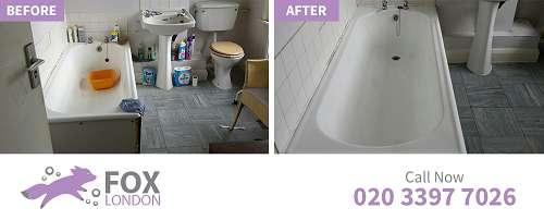 E8 clean house Hackney