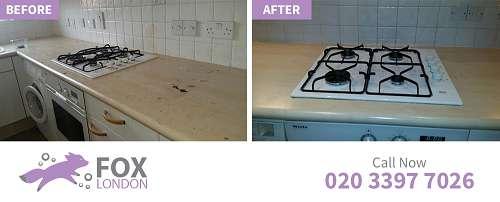 E15 clean house Stratford
