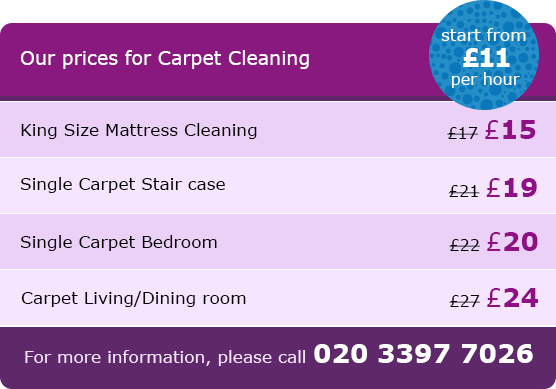 Floor Cleaning Cost Enfield