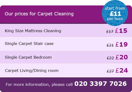 Floor Cleaning Cost Twickenham