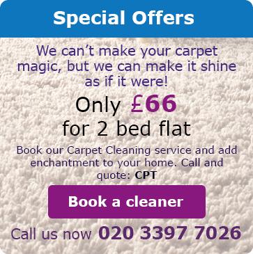 Discounts on Carpet Cleaning DA15