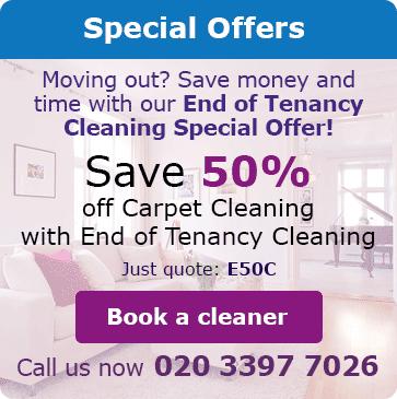 W1 House Cleaner Rates Soho